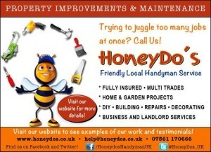 Farnborough Handyman Service - HoneyDo's